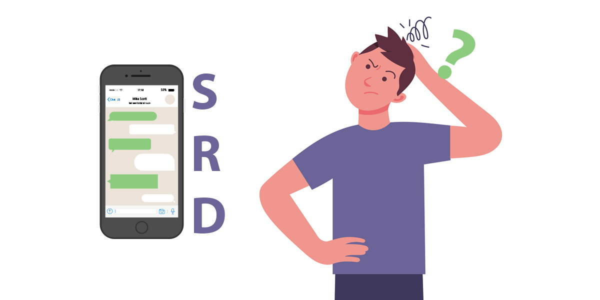 Kik Messenger Chat| What Does S, D, R, Ellipsis() and