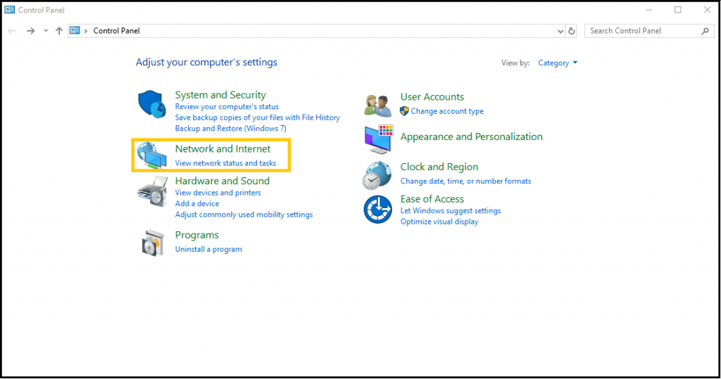 fix windows 10 internet connection issues