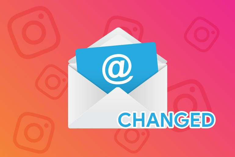 How To Change The Email Address On Instagram 2020