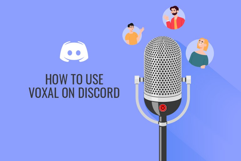 How to Use Voxal on Discord