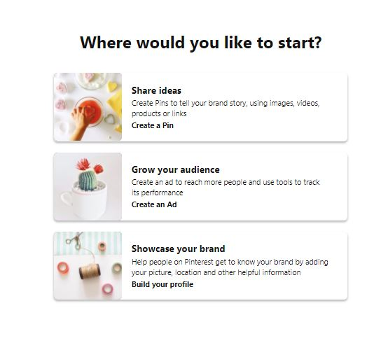 Where would you like to start?